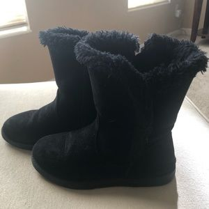 Girls Size 1 boots